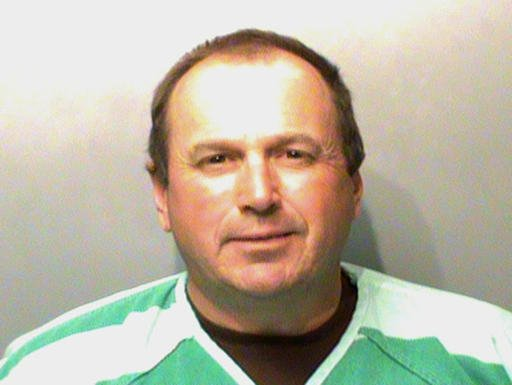 This Wednesday, April 6, 2016 booking photo released by the Polk County Jail in Des Moines, Iowa, shows Tommy Tipton.