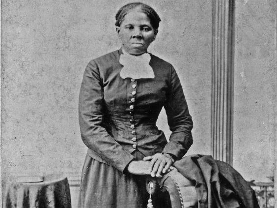 Harriet Tubman in a photograph dating from 1860-75.