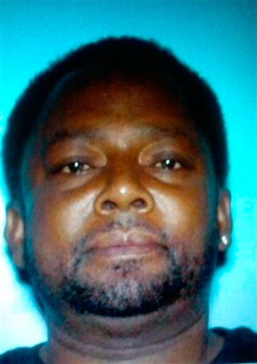 This undated photo provided by courtesy of WRDW/WAGT Augusta and Columbia County Sheriff's Office shows Wayne Anthony Hawes.