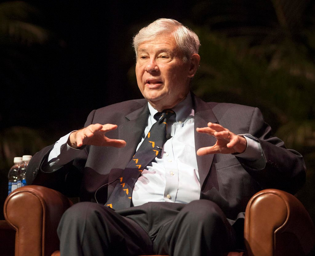 In this Oct. 12, 2012, file photo Bob Graham speaks in Gainesville, Fla.. The Obama administration will likely soon release at least part of a 28-page secret chapter from a congressional inquiry into 9/11 that may shed light on possible Saudi connections
