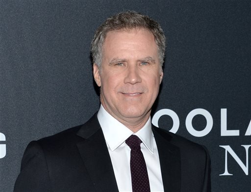 "In this Feb. 9, 2016 file photo, Will Ferrell attends the world premiere of ""Zoolander 2"" in New York."