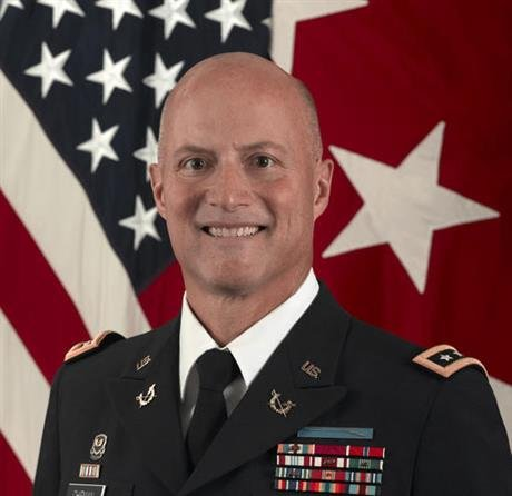 """Chipman """"repeatedly commended the military's actions on the night of the attacks during closed interviews with Defense Department officials,"""" Cummings and Smith wrote. (U.S. Army via AP)"""