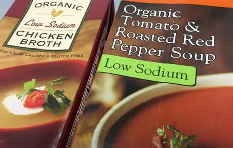 The Food and Drug Administration (FDA) is preparing voluntary guidelines asking the food industry to lower sodium levels. (AP Photo/J. Scott Applewhite)