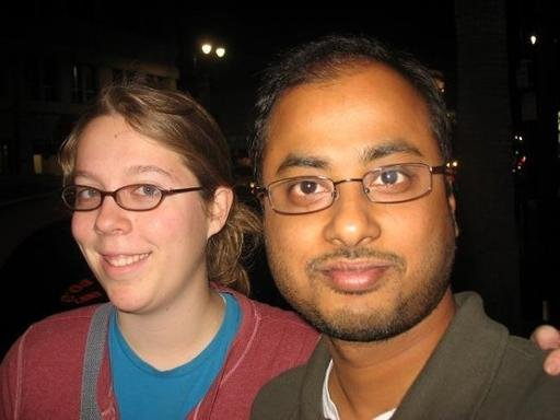 This undated photo shows Ashley Hasti, left, and Mainak Sarkar, who police say carried out a murder-suicide at the University of California, Los Angeles on Wednesday, June 1, 2016.