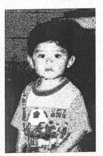 n this undated photo released by the San Bernardino County District Attorney's Office shows a family photo of Steve Hernandez, pictured in the only photograph Maria Mancia had of her kidnapped son for the last 20 years.
