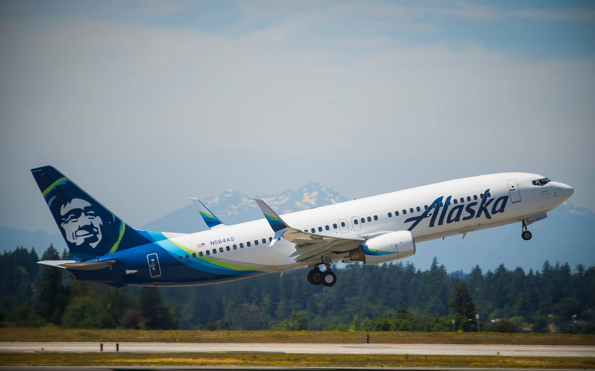 Photo Credit: Alaska Airlines Facebook Page