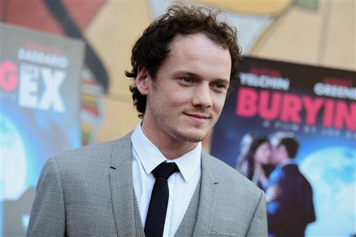 "In this June 11, 2015, file photo, Anton Yelchin arrives at a special screening of ""Burying the Ex"" held at Grauman's Egyptian Theatre in Los Angeles. Yelchin, a charismatic and rising actor best known for playing Chekov in the new ""Star Trek"" films, has"