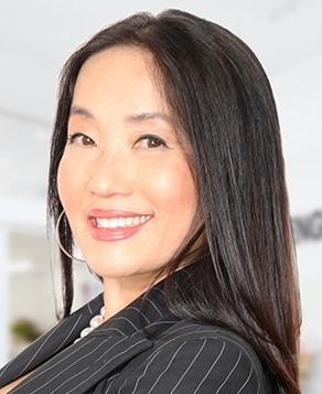 Mia Shin, family friend