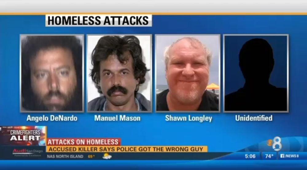 Attack victims
