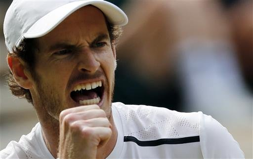 How Murray sealed glory: Wimbledon final game by game
