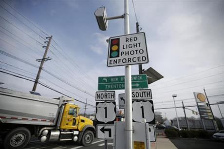 Traffic deaths from red-light-running crashes go up by nearly a third after cities turn off cameras designed to catch motorists in the act, according to a study by the Insurance Institute for Highway Safety. The institute is funded by auto insurers. (AP P