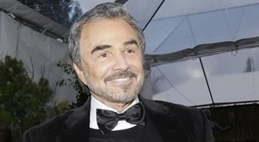 FILE - In this Jan. 27, 2008 file photo, actor Burt Reynolds at the 14th Annual Screen Actors Guild Awards on Sunday, Jan. 27, 2008, in Los Angeles. (AP Photo/Kevork Djansezian, file)
