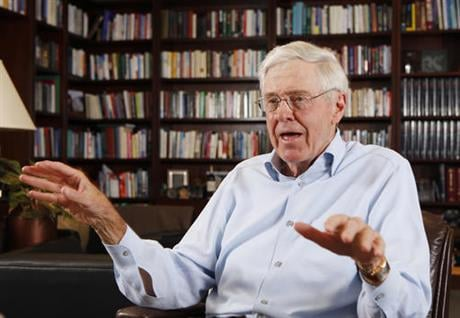 The exclusive gathering at the foot of the Rocky Mountains is open to donors who promise to give at least $100,000 each year to Koch-approved groups. The Koch network has avoided supporting Donald Trump's presidential campaign so far. (Bo Rader/The Wichit