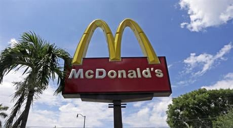 Convincing people it serves wholesome food is particularly important for McDonald's, which has long courted families with its Happy Meals and Ronald McDonald mascot. (AP Photo/Alan Diaz)
