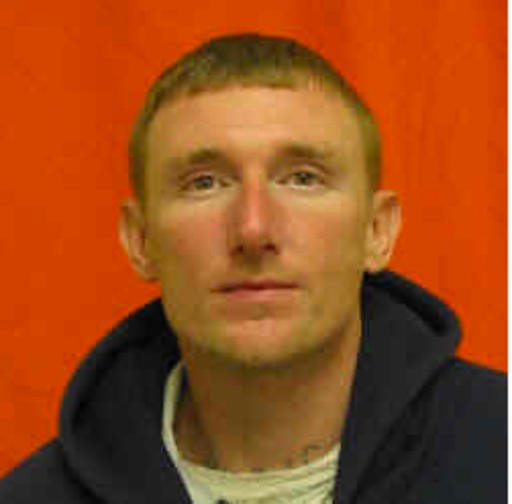 This photo provided by Ohio Department of Rehabilitation and Correction shows Jesse D. Hanes.