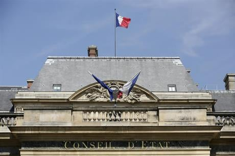 The court has overturned a town burkini ban amid shock and anger worldwide after some Muslim women were ordered to remove body-concealing garments on French Riviera beaches. (AP Photo/Thomas Padilla)