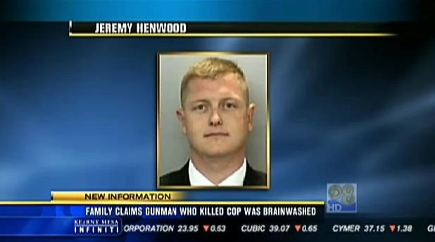 Officer Jeremy Henwood