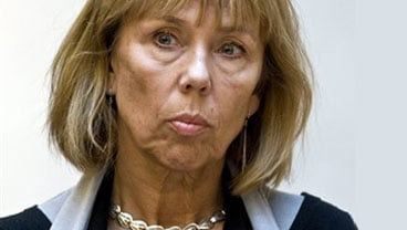 This 2007 photo taken in Stockholm shows Barbro Holmberg. Health Central Hospital in Ocoee, Fla. said Tuesday Dec. 8, 2009, Holmberg, Tiger Woods' mother-in-law is in stable condition after 911 call from Tiger's home.(AP Photo/Scanpix Sweden, Pontus Lund)