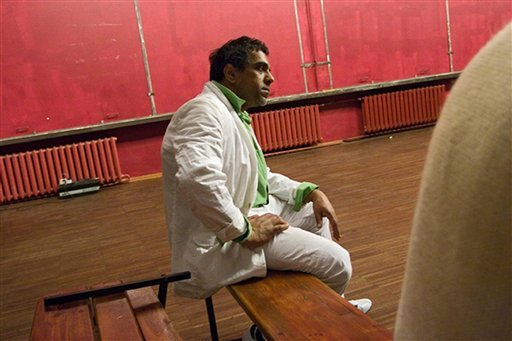 FILE - This undated handout photo issued by Reprieve on Monday Dec. 28, 2009 shows Akmal Shaikh. China brushed aside international appeals Tuesday, dEC. 29, 2009 and executed Akmal Shaikh by lethal injection.