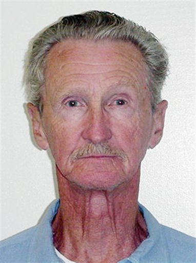 "convicted killer Gregory Powell who is facing a parole hearing 47 years after he shot and killed a Los Angeles police officer in a case made famous in the book and movie, ""The Onion Field.""(AP Photo/California Department of Corrections and Rehabilitation)"