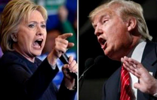 The Big Reason Voters Like Trump, Clinton? They're Not The Other