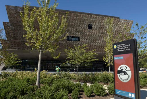 Final preparations are being made for the opening of the National Museum of African American History and Culture in Washington.