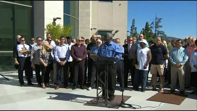 El Cajon protests turn violent following Alfred Olango shooting; 2 arrested
