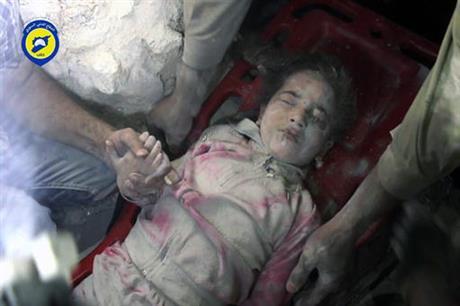 (Syrian Civil Defense White Helmets via AP, File)