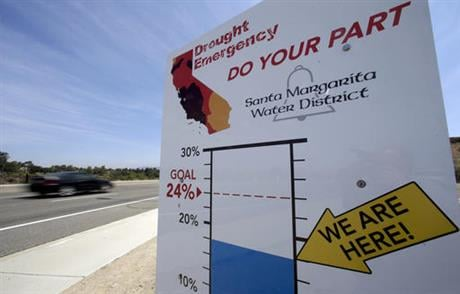 State regulators said Wednesday, Oct. 5, 2016, water conservation continues to slip in drought-stricken California after officials lifted mandatory cutbacks. (AP Photo/Chris Carlson, File)