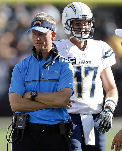 San Diego Chargers Coaches: Chargers' McCoy Says His Focus Is On Broncos, Not Job