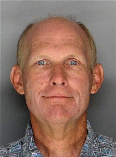This image provided by the California Department of Justice shows registered sex offender, Dana Kennette.