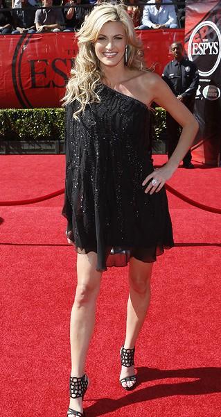 ESPN sportscaster Erin Andrews