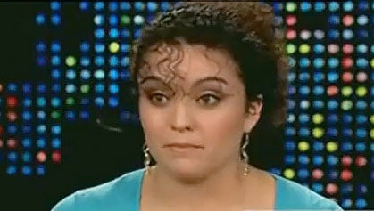 "Candice Moncayo on CNN's ""Larry King Live"""