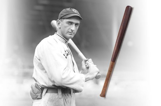"This undated photo provided by Christie's Images LTD. 2016 shows ""Black Betsy,"" a bat that belonged to ""Shoeless"" Joe Jackson."