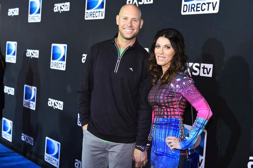 Josh Brown, Molly Brown (Photo by Scott Roth/Invision/AP, File)