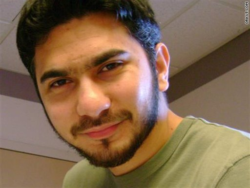 In this photo from the social networking site Orkut.com, a man who was identified by neighbors in Connecticut as Faisal Shahzad, is shown. (AP Photo/Orkut.com)