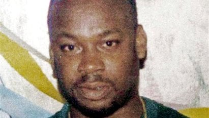 "Alleged drug gang leader Christopher ""Dudus"" Coke is shown in this undated photo.  (AP Photo/The Jamaica Gleaner)"