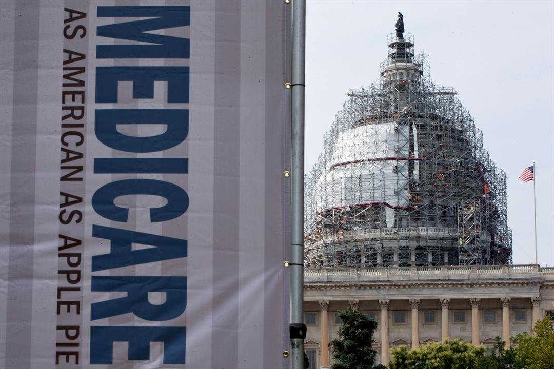 Medicare on Friday, Oct. 14, 2016, unveiled a far-reaching overhaul of how it pays doctors and other clinicians. Compensation for medical professionals will start taking into account the quality of service, not just quantity. (AP Photo/Jacquelyn Martin, F