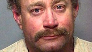 In this undated photo provided by the Coconino County Sheriff's Office, Randy Wayne Nicholson is shown. (AP Photo/Coconino County Sheriff's Office)