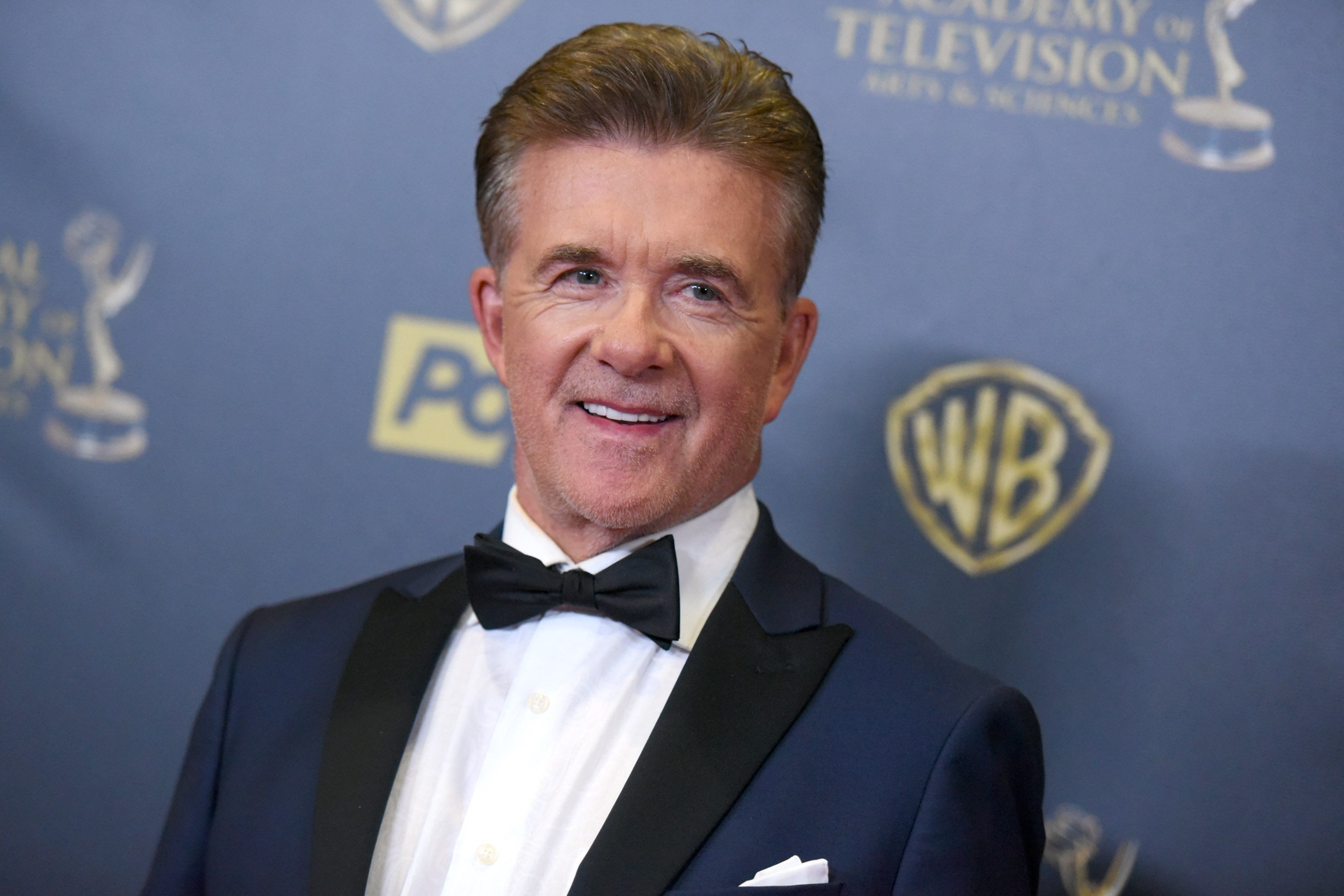 Alan Thicke poses in the pressroom at the 42nd annual Daytime Emmy Awards at Warner Bros. Studios on Sunday, April 26, 2015, in Burbank, Calif. (Photo by Richard Shotwell/Invision/AP)