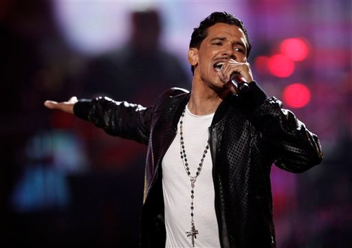 El DeBarge performs at the BET Awards on Sunday, June 27, 2010 in Los Angeles.