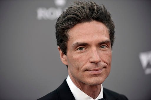 In this Sept. 30, 2013, file photo, Richard Marx arrives at the LA Philharmonic's Walt Disney Hall 10th Anniversary Celebration at Walt Disney Concert Hall in Los Angeles.