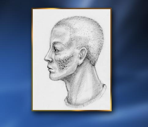 Composite sketch of suspect released by police