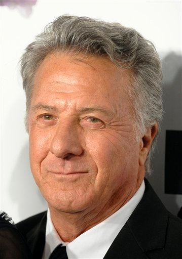 In this May 27, 2009 file photo, actor Dustin Hoffman attends the 37th annual FiFi awards, honoring those in the fragrance industry in New York. (AP Photo/Peter Kramer, file)