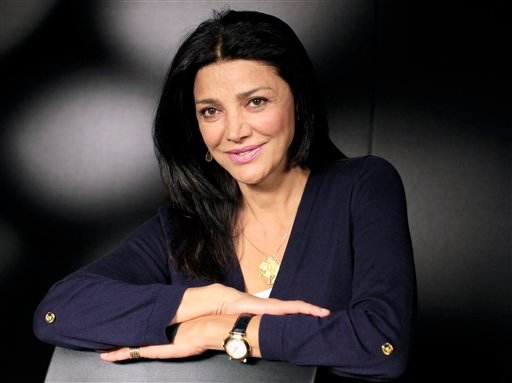 In this Wednesday July 14,2010 photo, actress Shohreh Aghdashloo is shown during an interview in Los Angeles. (AP Photo/Richard Vogel)