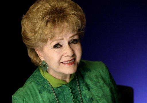 Debbie Reynolds in 2011 (AP Photo/Richard Drew)