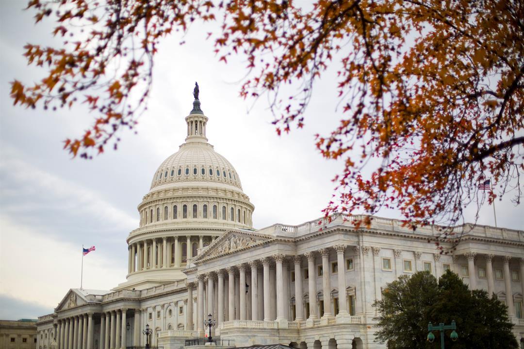 The Capitol Building as seen in Washington, Thursday, Dec. 8, 2016. (AP Photo/Pablo Martinez Monsivais)