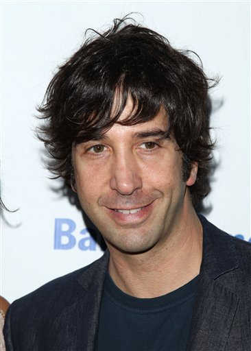 "In this June 21, 2010 file photo, actor David Schwimmer attends the Public Theater Annual Gala featuring a performance of ""The Merchant of Venice"" in New York. (AP Photo/Peter Kramer, file)"