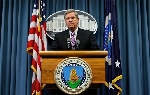 Agriculture Secretary Tom Vilsack tells reporters that he acted in haste in firing Shirley Sherrod after it appeared she had made racist remarks in unfair and heavily edited video posted on a conservative website.