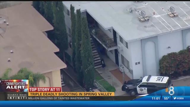 Investigation underway after Spring Valley shooting leaves 3 dead